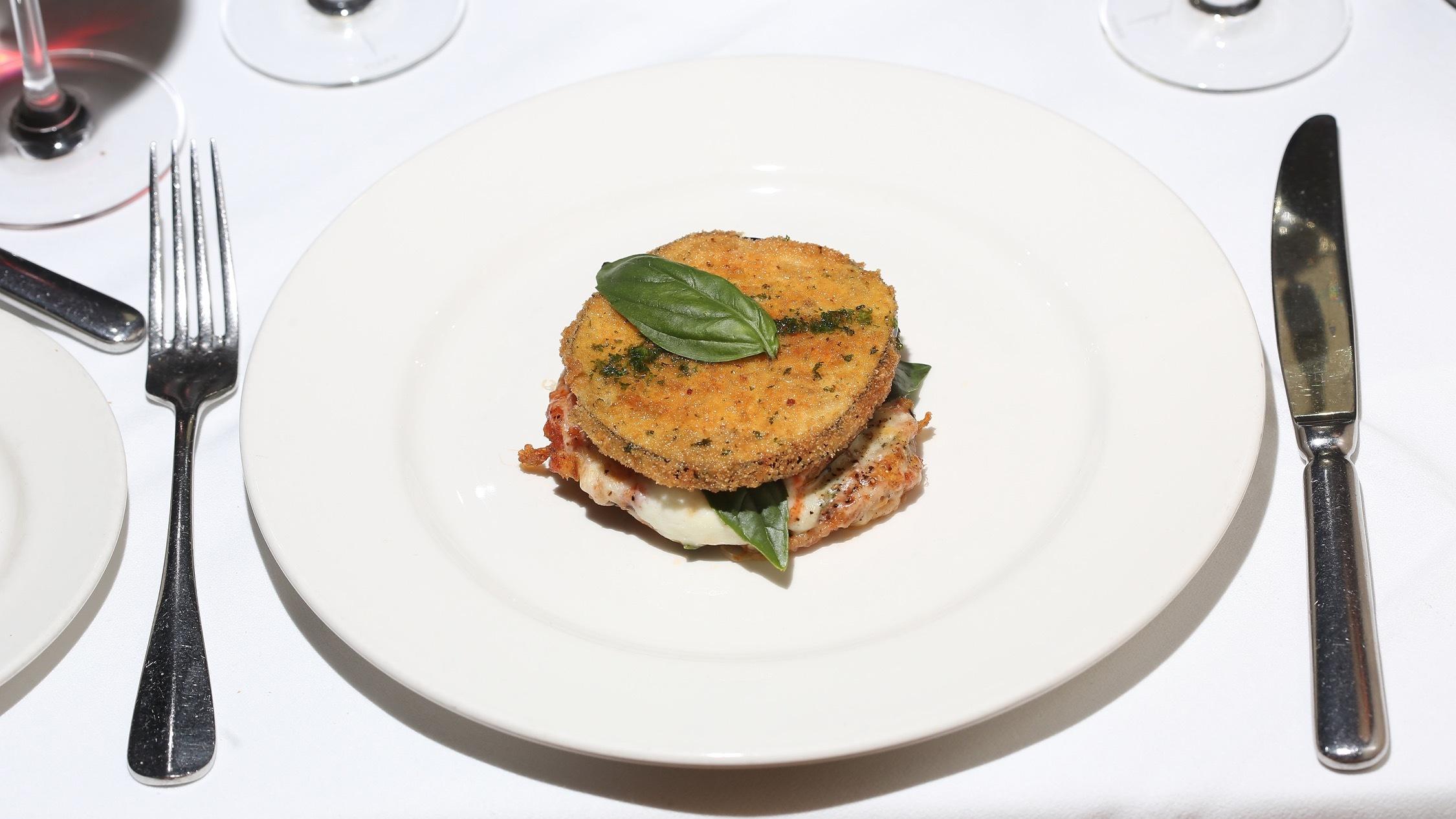 Food at Cafe Di Stasio