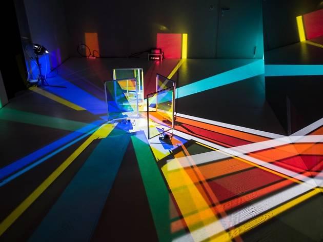 Yoko Seyama_Unfolding Light