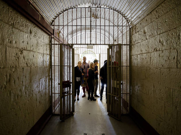 Pentridge Prison Tours