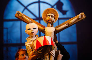 'The Tin Drum' at Shoreditch Town Hall