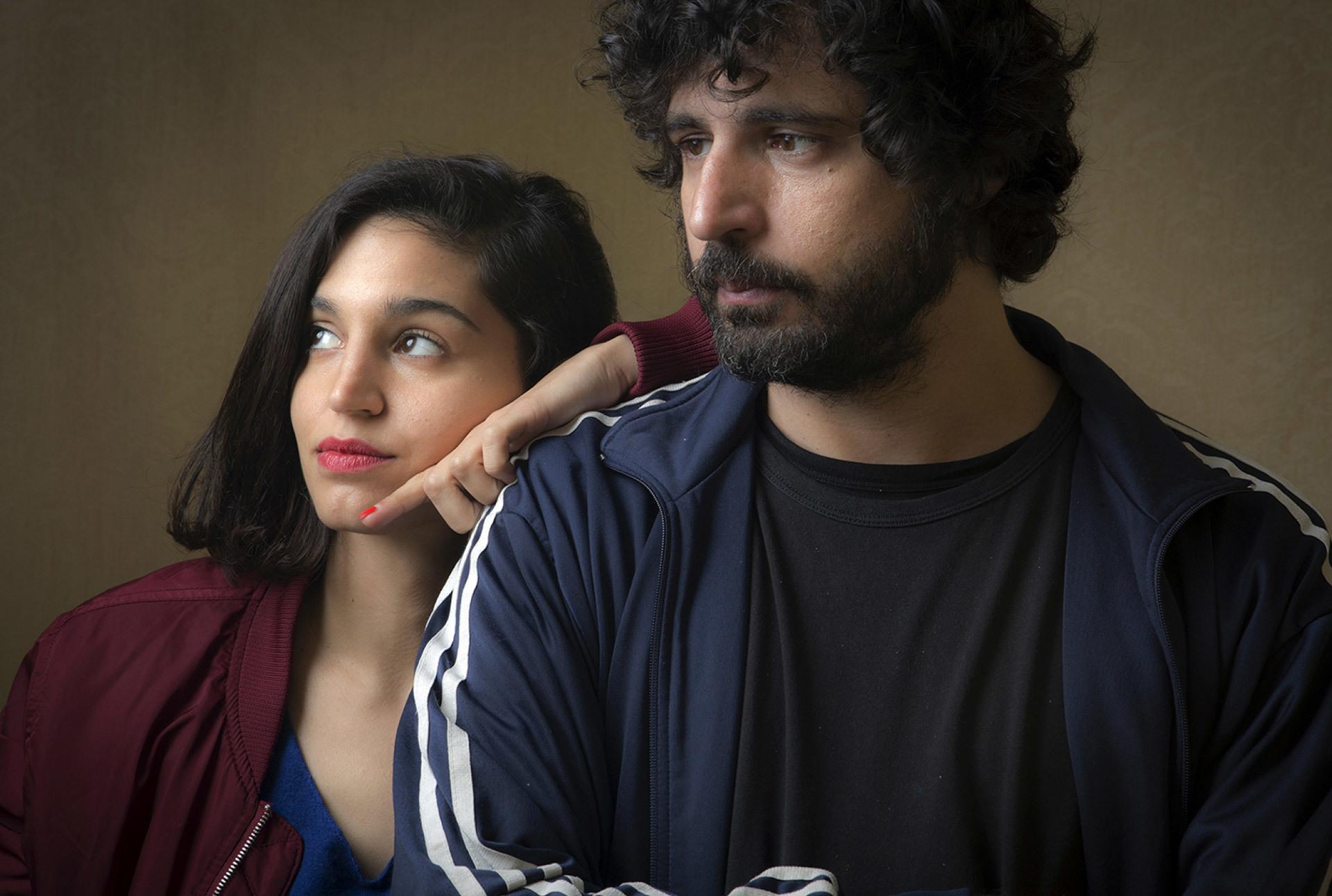 María Arnal y Marcel Bayés