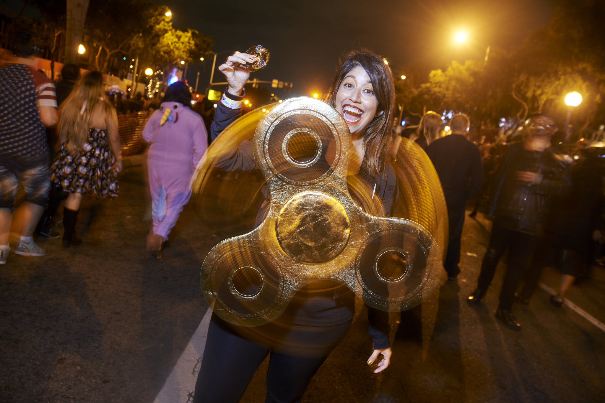 The best Halloween costumes we saw in L.A. in 2017