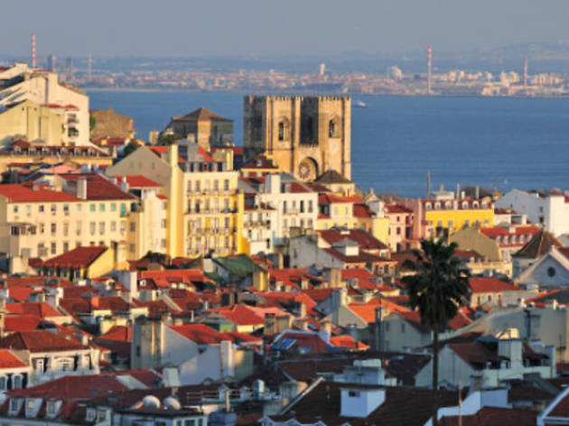 The Lisbon combo: four routes by bus and tram