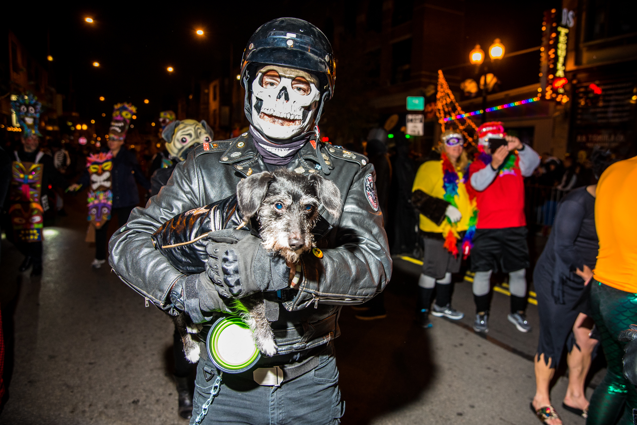 Northalsted Halloween Parade