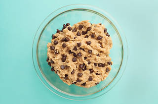 There's a new raw cookie dough shop coming to town