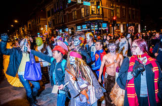 northalsted halloween parade, 2017