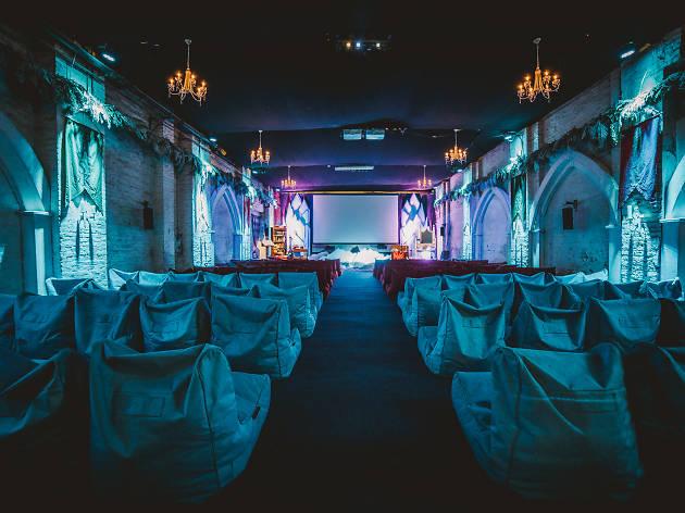 Backyard Cinema's Snow Kingdom 2017