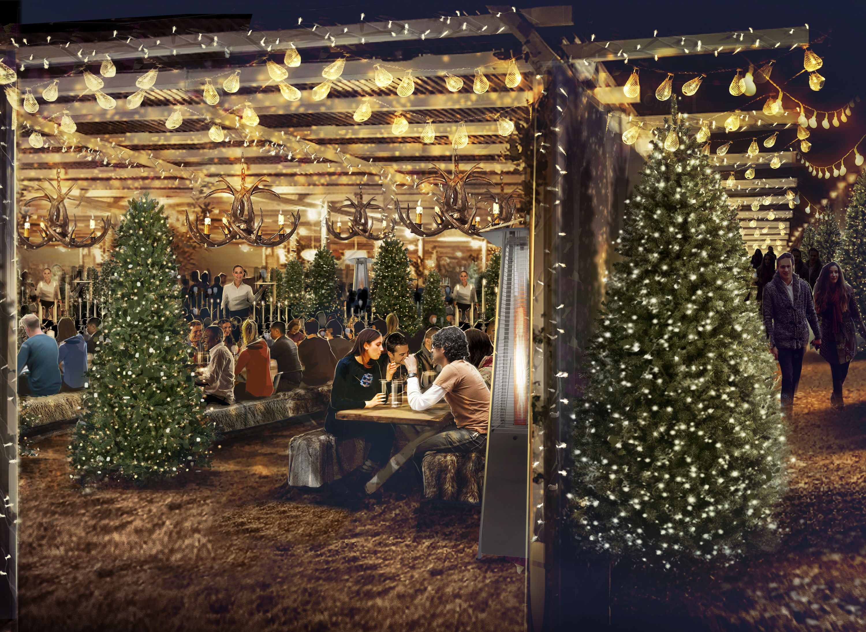 14 of the Cosiest Winter Pop-Ups in London - Time Out