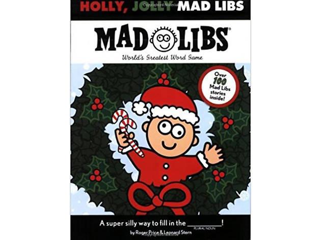 Holly Jolly Mad Libs