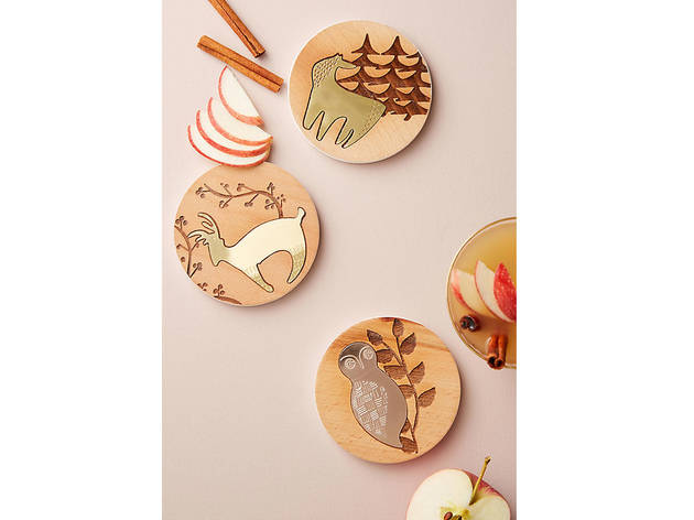 Anthropologie Helga Coasters