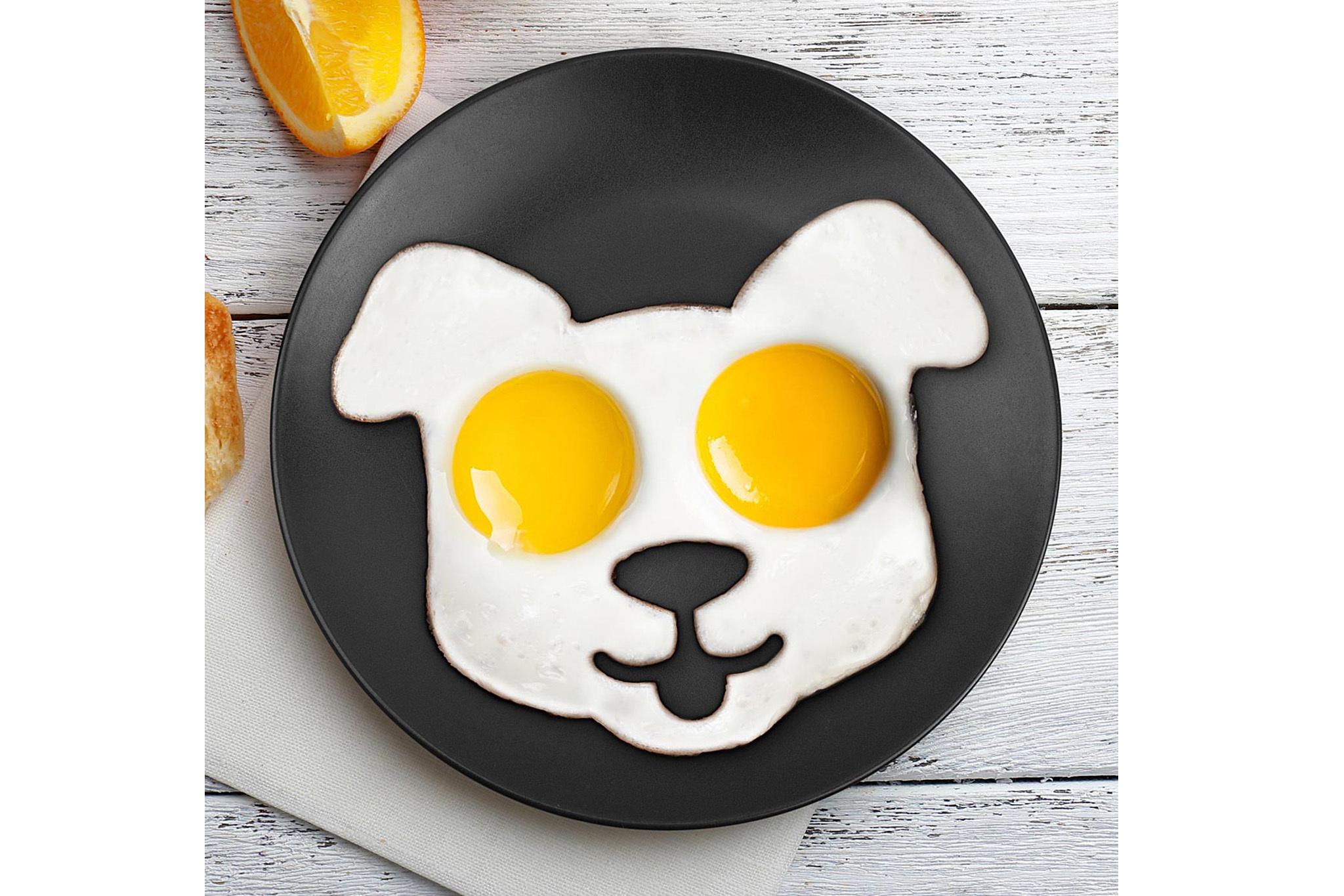 Dog Egg Mold