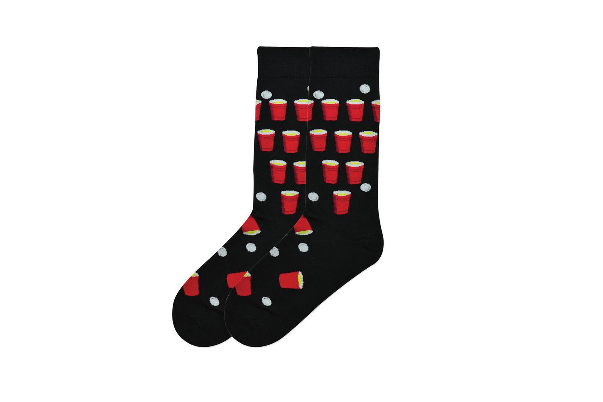 Beer Pong Socks