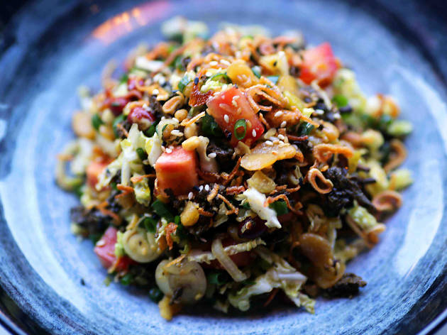 Burma Lane dish