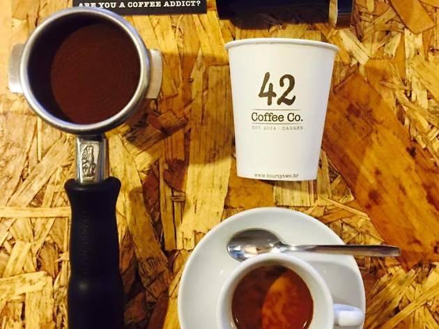 42 Coffee Co