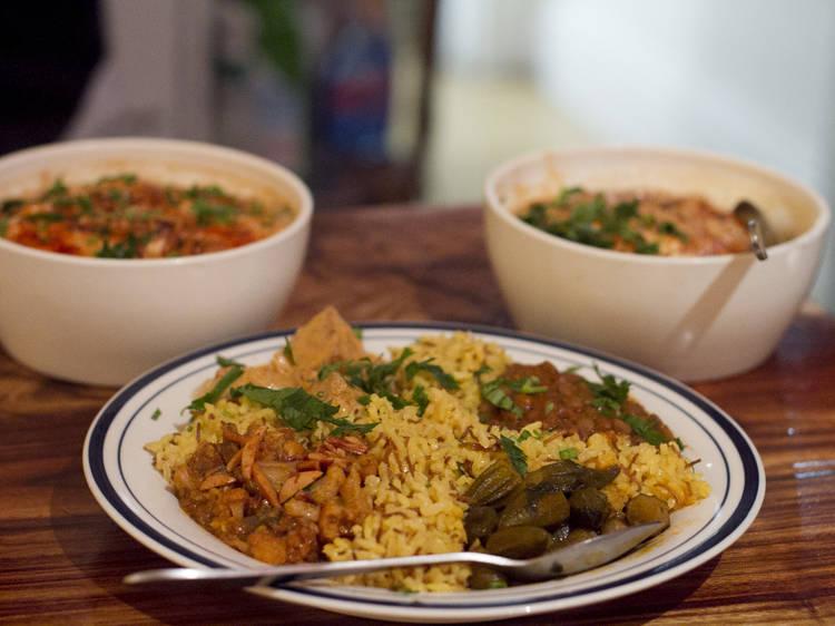 Moroccan Soup Bar