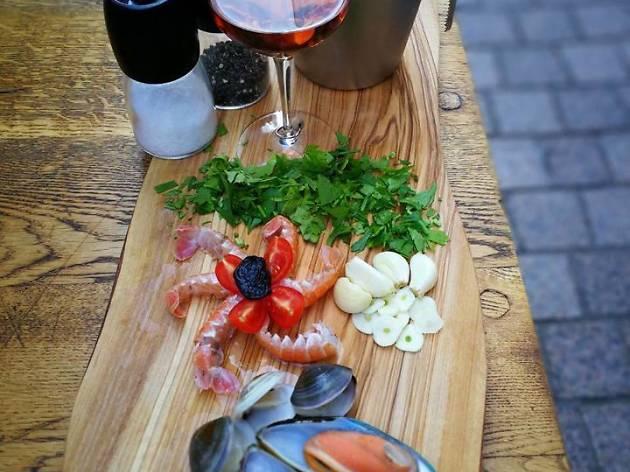 Cheese Bar Coffee, Food & Wine