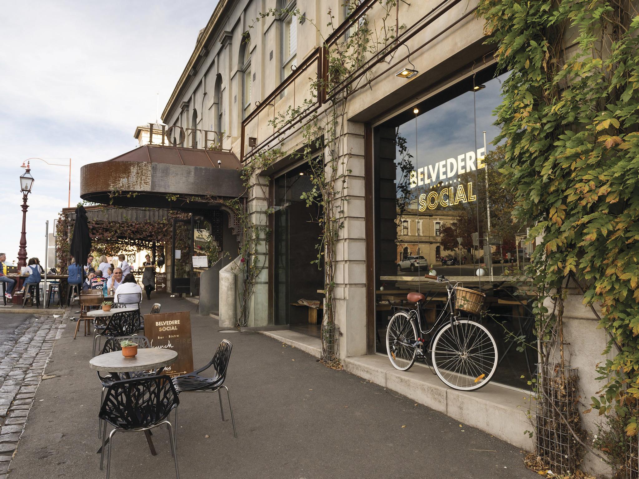 Belvedere Social, Daylesford