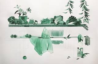 Daphné Mandel: Hong Kong Vanitas [Still Life Comes to Life]