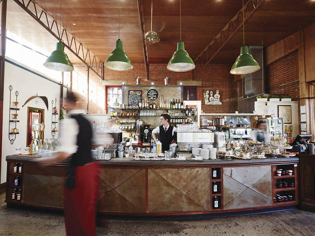 The Mill, Das Kaffeehaus - Castlemaine