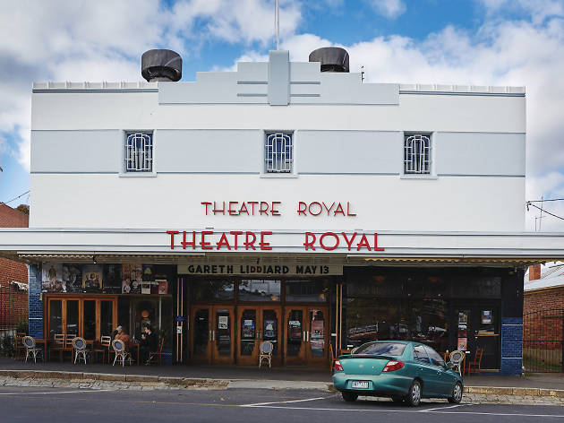 Theatre Royal - Castlemaine