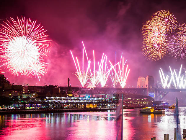 New Year's Eve – Heaven on the Harbour