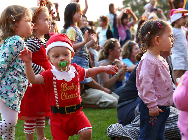 Rushcutters Bay Village Christmas Concert