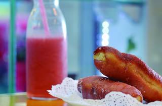 Santoni Cafe Vegano