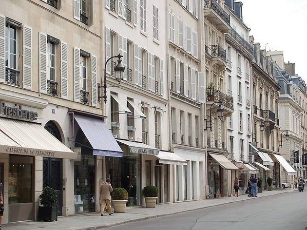 Coco Chanel's Footsteps Tour