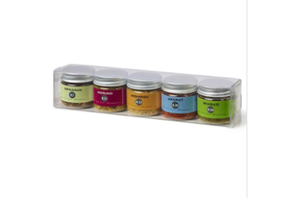 La Boîte Mini 5 Spice Set