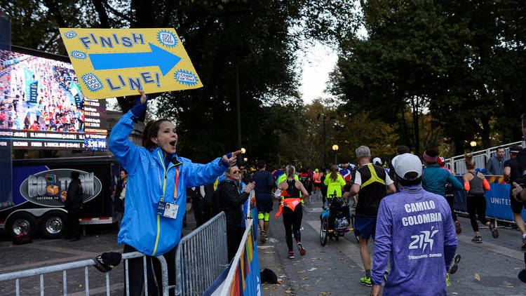 Where to watch the NYC Marathon