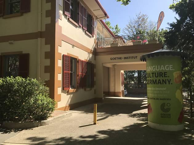 Goethe-Institut exterior