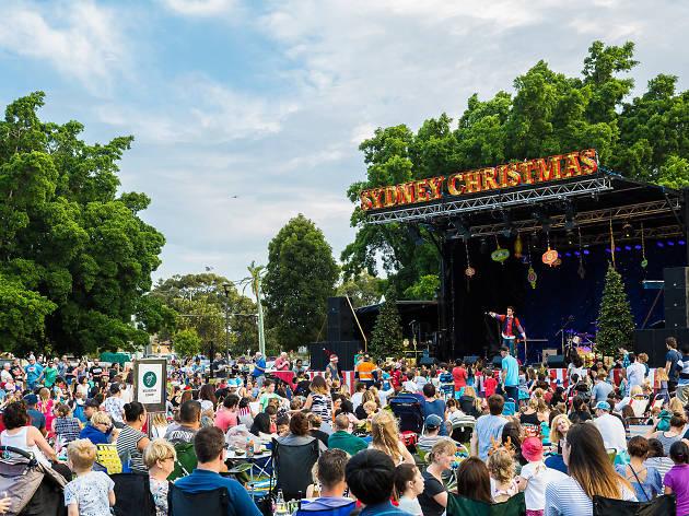 Sydney Christmas concert