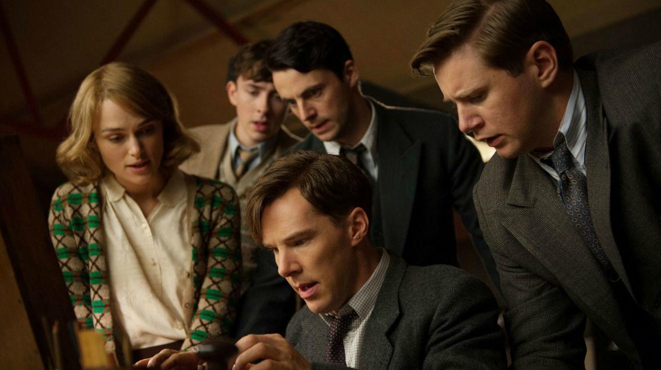 El código enigma, Alan Turing, Película biográfica