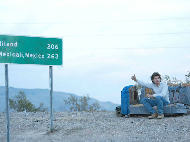Into the Wild, Película biográfica, Christopher McCandless