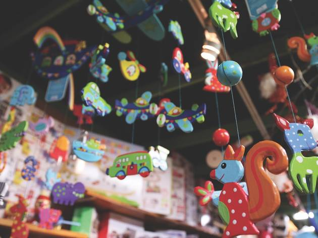 Toys at Tree Top Toy Shop