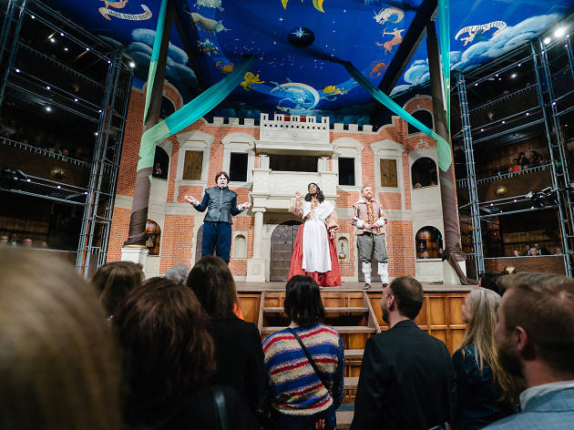 As You Like It at Pop-up Globe