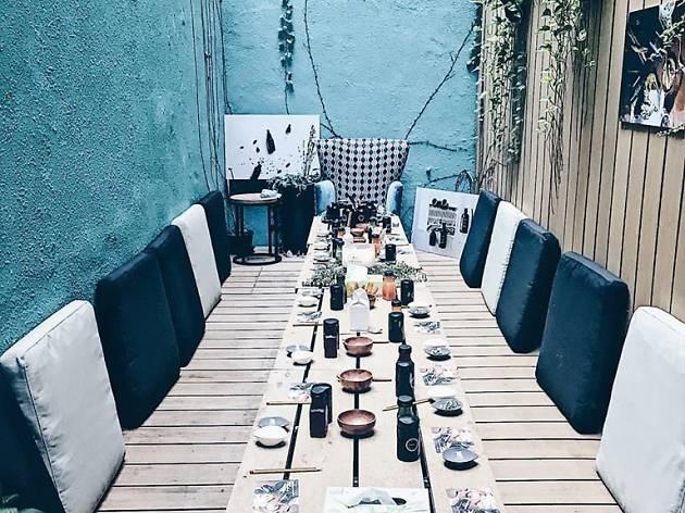 Caelum Green terrace