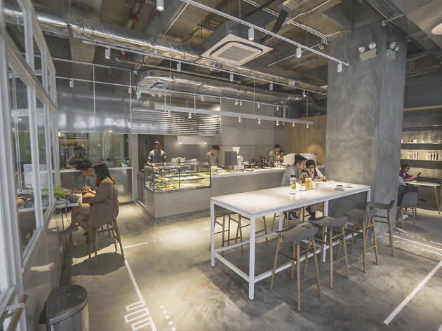 NOC Coffee Co (Sai Ying Pun)