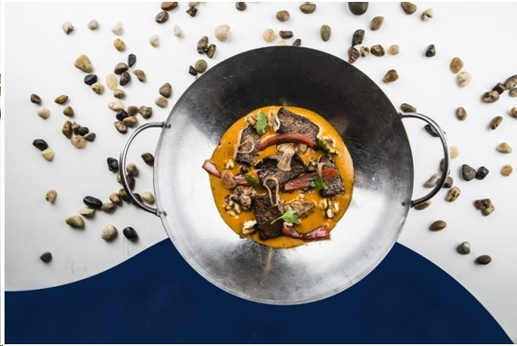 Curry casquería Barra M