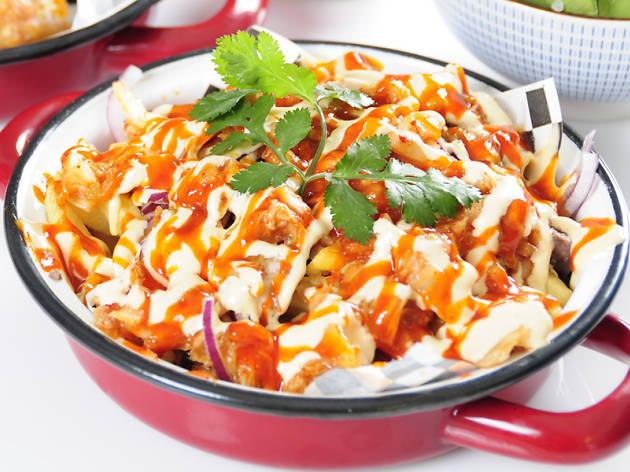 Kimchi fried Ramen Shifu