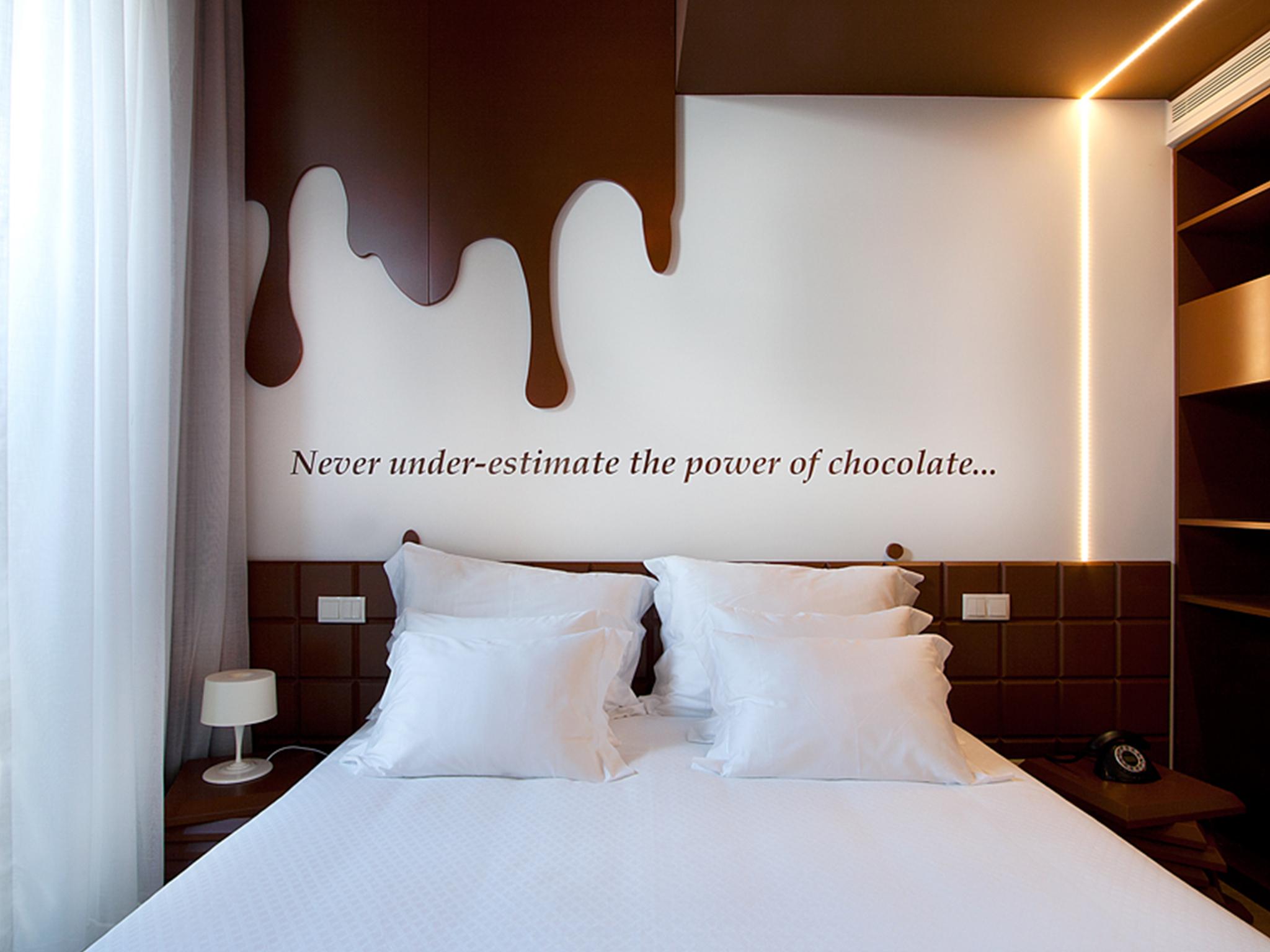Hotel Fábrica do Chocolate