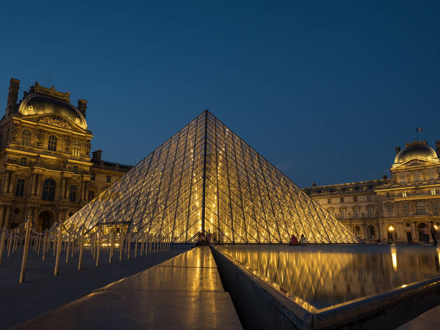 Late-night opening hours at Paris museums and galleries