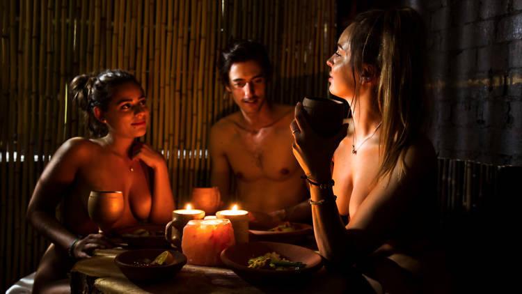 O'Naturel, le premier restaurant naturiste à Paris ouvre ses portes
