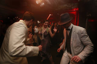 Prohibition Party New Year's Eve Special