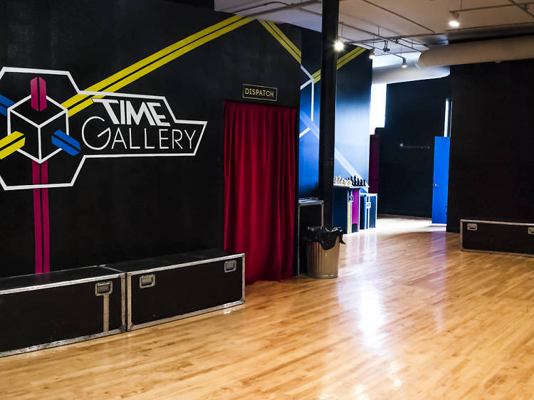 Escape Artistry: The Time Gallery