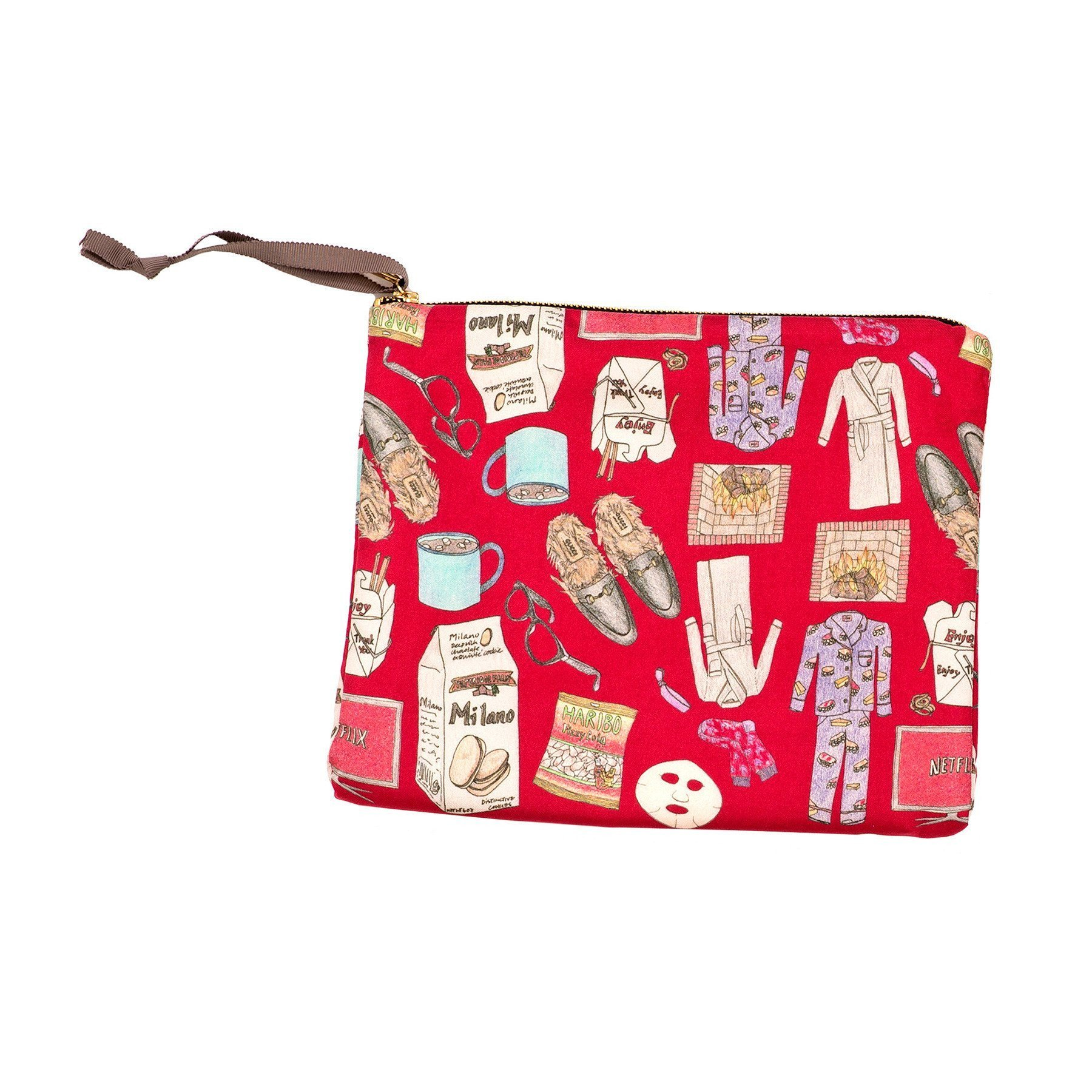 CJW Netflix and Chill Giant Pouch
