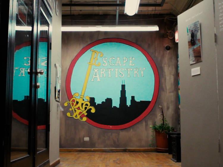 Escape Artistry: Studio 350