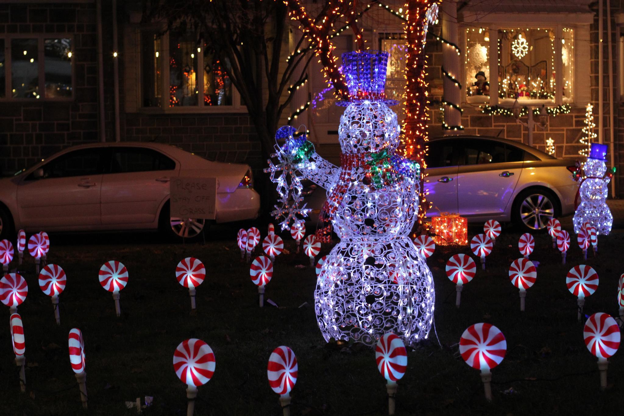 Smedley Street Christmas Light Spectacular