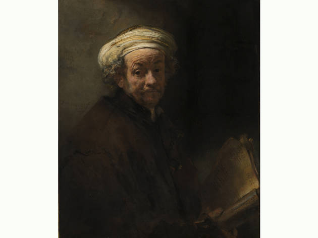 Rembrandt AGNSW 3