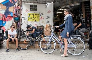 The 7 best bike shops in Tel Aviv